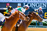 LOUISVILLE, KY - MAY 06: Paulassilverling with Jose Ortiz win the Humana Distaff  on Kentucky Derby Day at Churchill Downs on May 6, 2017 in Louisville, Kentucky. (Photo by Sue Kawczynski/Eclipse Sportswire/Getty Images)
