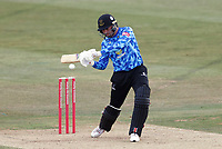 Calum Macleod hits out for Sussex during Kent Spitfires vs Sussex Sharks, Vitality Blast T20 Cricket at The Spitfire Ground on 12th September 2020
