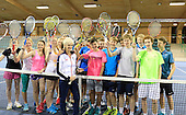 Judy Murray Tennis Camp Gleneagles