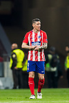 Fernando Torres of Atletico de Madrid looks on during the UEFA Europa League 2017-18 Round of 16 (1st leg) match between Atletico de Madrid and FC Lokomotiv Moscow at Wanda Metropolitano  on March 08 2018 in Madrid, Spain. Photo by Diego Souto / Power Sport Images