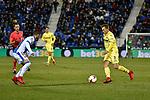 Leganes vs Villarreal during Copa del Rey match. 20180104.