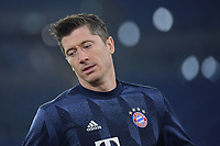 Robert Lewandowski of FC Bayern<br /> during the Champions League round of 16 football match between SS Lazio and Bayern Munchen at stadio Olimpico in Rome (Italy), February, 23th, 2021. Photo Andrea Staccioli / Insidefoto