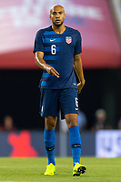 Tampa, FL - Thursday, October 11, 2018:   during a USMNT match against Colombia.  Colombia defeated the USMNT 4-2.