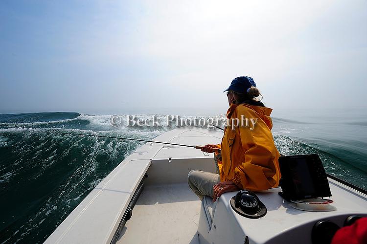 Cape Cod Striped Bass fishing