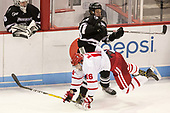 Kasper Björkqvist (PC - 20), John MacLeod (BU - 16) - The Boston University Terriers tied the visiting Providence College Friars 2-2 on Saturday, December 3, 2016, at Agganis Arena in Boston, Massachusetts.