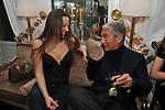 """CARLO ROSSELLA<br /> PREMIERE """"BACIAMI ANCORA"""" DI GABRIELE MUCCINO  - RICEVIMENTO AL HOTEL MAJESTIC  ROMA 2010"""