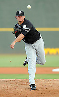 June 24, 2008: LHP Ben Snyder of the San Jose Giants at the California-Carolina All-Star Game between members of the California League and the Carolina League at BB&T Coastal Field in Myrtle Beach, S.C. Photo: Tom Priddy / Four Seam Images