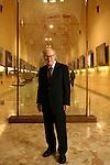 Milano, Museo della scienza e della tecnica.20 ottobre 2003.Donald Glaser