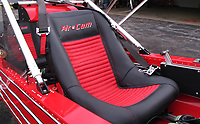 Lockwood Aircraft twin engine AirCam bucket seats and harnesses