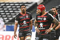 Jerome KAINO of Stade Toulousain during the Top 14 Final match between Toulouse and La Rochelle at Stade de France on June 25, 2021 in Paris, France. (Photo by Anthony Dibon/Icon Sport) - Jerome KAINO - Stade de France - Paris (France)