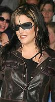 Lisa Marie Presley  7–14-2003<br /> Photo By John Barrett/PHOTOlink