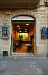 La Barceloneta is a neighborhood in the Ciutat Vella district of Barcelona, Catalonia, Spain, bordered by the Mediterranean Sea, the Muelle de España of Port Vell and the El Born neighborhood.