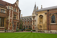 UK, England, Cambridge.  Pembroke College.