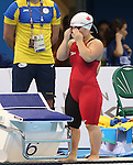 Tess Routliffe, Rio 2016 - Para Swimming // Paranatation.<br /> Tess Routliffe competes in the women's 100m breaststroke final // Tess Routliffe participe à la finale du 100 m brasse féminin. 10/09/2016.