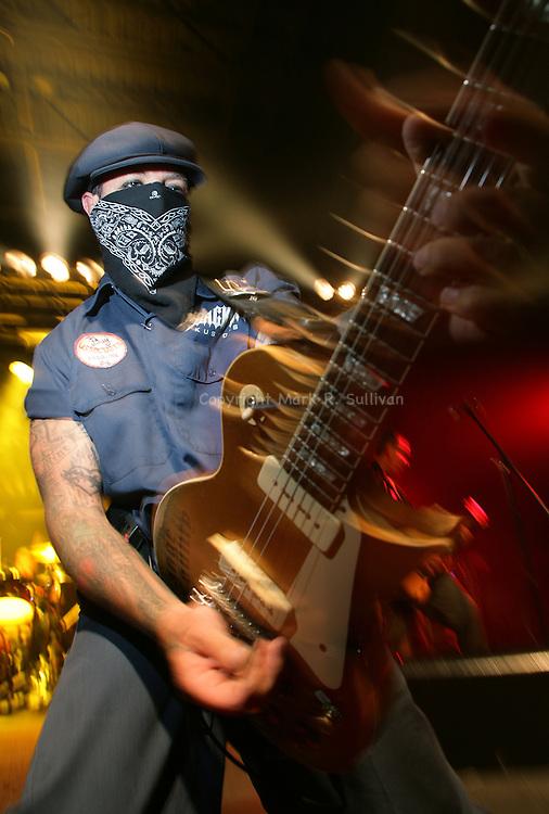 Social Distortion.Starland Ballroom.Sayreville, NJ.7/23/07..PHOTO: MARK R. SULLIVAN/MARKRSULLIVAN.COM © 2007