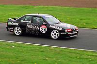 1992 British Touring Car Championship. #24 Andy Middlehurst (GBR). Nissan Janspeed Racing. Nissan Primera GT.