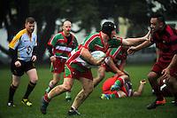 160723 Club Rugby - Wellington Presidents Grade