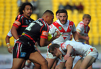 150808 Holden Cup Rugby League - Warriors v Dragons