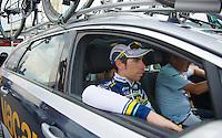 Thomas De Gendt (BEL)<br /> <br /> Tour de France 2013<br /> stage 17: ITT Embrun - Chorges 32km