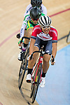 Choi Kwan Lok of SCAA competes in the Omnium category during the Hong Kong Track Cycling Race 2017 Series 6 at Hong Kong Velodrome on 12 March 2017, in Hong Kong, China. Photo by Marcio Rodrigo Machado / Power Sport Images