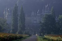 Europe/France/Centre/37/Indre-et-Loire/Env de Chinon/Rigny-Ussé : Château d'Ussé (construit du XV° au XVIII° siècle)