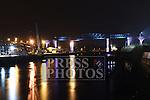 Lights on Boyne Viaduct