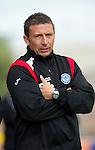 St Johnstone FC.... Season 2010-11.Derek McInnes.Picture by Graeme Hart..Copyright Perthshire Picture Agency.Tel: 01738 623350  Mobile: 07990 594431
