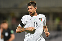 Francesco Acerbi of Italy in action during the friendly football match between Italy and Moldova at Artemio Franchi Stadium in Firenze (Italy), October, 7th 2020. Photo Andrea Staccioli/ Insidefoto
