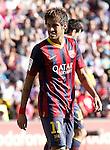 FC Barcelona's Neymar Santos Jr during La Liga match.March 7,2014. (ALTERPHOTOS/Acero)