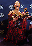 043817.CA.0227.Grammy.RSH.18 --  Digital Image.Alicia Keys at the 44th Annual GRAMMY Awards held at the Staples Center in Los Angeles February 27, 2002.