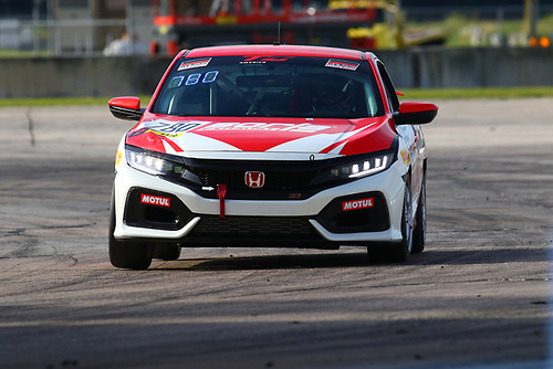 Team Sally Racing Honda Civic Si:Sally McNulty