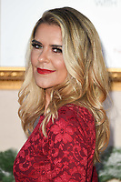 """Gemma Oaten<br /> arriving for the """"Surviving Christmas with the Relatives"""" premiere at the Vue Leicester Square, London<br /> <br /> ©Ash Knotek  D3461  21/11/2018"""