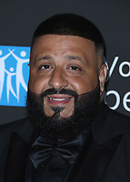 SANTA MONICA, CA - OCT 7:  DJ Khaled at the City Of Hope Spirit Of Life Gala 2019 at the Barker Hangar on October 7. 2019 in Santa Monica, California. (Photo by Xavier Collin/PictureGroup)