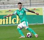 17.10.2020, Schwarzwald Stadion, Freiburg, GER, 1.FBL, SC Freiburg vs SV Werder Bremen<br /><br />im Bild / picture shows<br />Marco Friedl (Bremen)<br /><br />Foto © nordphoto / Bratic<br /><br />DFL REGULATIONS PROHIBIT ANY USE OF PHOTOGRAPHS AS IMAGE SEQUENCES AND/OR QUASI-VIDEO.