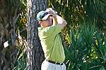 PALM BEACH GARDENS, FL. - Marc Leishman during Round Three play at the 2009 Honda Classic - PGA National Resort and Spa in Palm Beach Gardens, FL. on March 7, 2009.