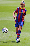 Liga IBERDROLA. Game 26.<br /> FC Barcelona vs RC Deportivo: 9-0.<br /> Alexia Putellas.