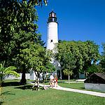 USA, Florida, Key West: Key West Lighthouse