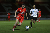 Conor Wilkinson of Leyton Orient during Leyton Orient vs Salford City, Sky Bet EFL League 2 Football at The Breyer Group Stadium on 2nd January 2021