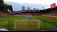 General view of Brentford FC during Brentford vs AFC Bournemouth, Sky Bet EFL Championship Football at the Brentford Community Stadium on 30th December 2020