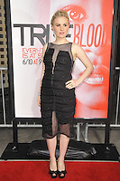 Anna Paquin at HBO's 'True Blood' Season 5 Los Angeles premiere at ArcLight Cinemas Cinerama Dome on May 30, 2012 in Hollywood, California. © mpi35/MediaPunch Inc.