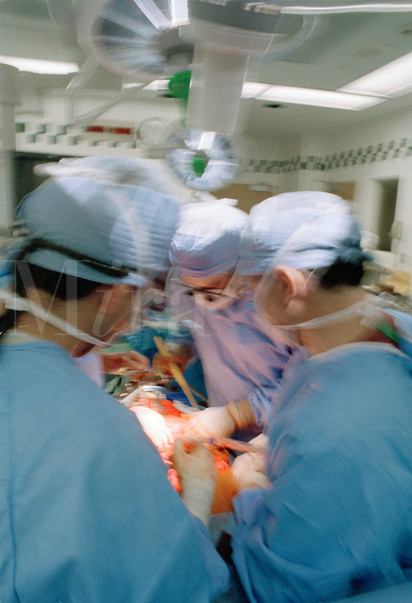 Thoracic surgery, Yale New Haven Hospital, New Haven, CT
