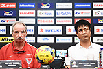 Training of the AFF Suzuki Cup 2016 on 02 December 2016. Photo by Stringer / Lagardere Sports