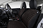 Front seat view of 2014 Mitsubishi i MIEV 5 Door Hatchback front seat car photos