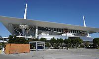 Hard Rock Stadium - 22.01.2020: SB LIV im Hard Rock Stadium Miami