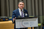 General Assembly Seventy-first session High-level plenary meeting on addressing large movements of refugees and migrants.<br /> <br /> Czech Republic