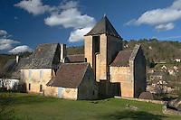 Auriac-du-Périgord (en hiver)