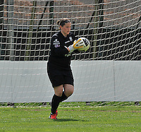 Club Brugge Dames - STVV Sint Truidense VV : Anneke Wijnants.foto DAVID CATRY / Nikonpro.be