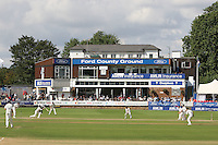 General view of the Pavilion at the Ford County Ground - Essex CCC vs Durham CCC - LV County Championship Cricket at the Ford County Ground, Chelmsford -  09/09/10 - MANDATORY CREDIT: Gavin Ellis/TGSPHOTO - Self billing applies where appropriate - Tel: 0845 094 6026