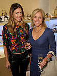 Kendra Smith and Paige Glass at a Dress for Dinner event featuring shoe designer Edgardo Osorio at Saks Fifth Avenue Wednesday Oct. 28, 2015.(Dave Rossman photo)