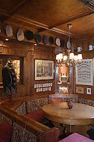 Europe/Allemagne/Bade-Würrtemberg/Heidelberg: Hotel-Restaurant Die Hirschgasse Salle de restaurant